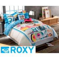 Roxy Vibe Full-size 7-piece Duvet Cover Bed in a Bag ...
