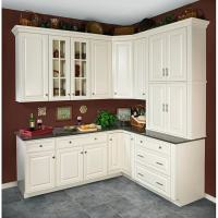 Antique White Wall Kitchen Cabinet (15x36) - 14104909 ...