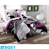 Shop Roxy Paparazzi Twin XL-size 5-piece Bed in a Bag with ...