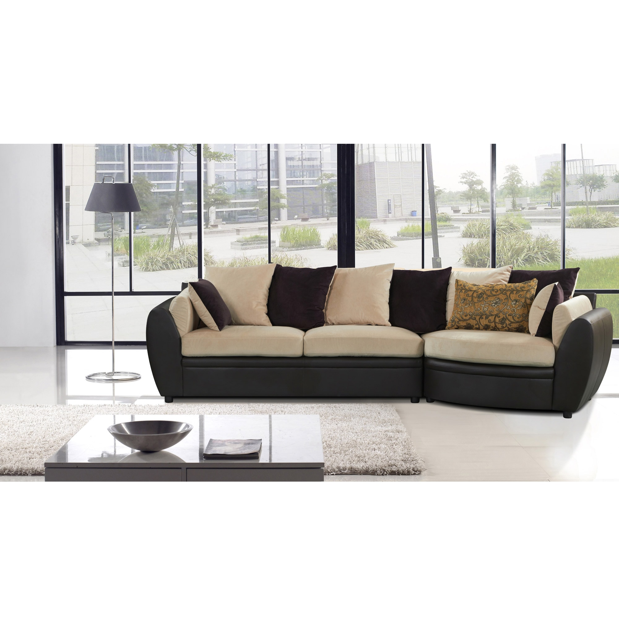 Sofa Take Home Today Loreta 2 Pc Sectional Sofa Set