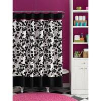 Steve Madden Juliet Shower Curtain - 14534347 - Overstock ...