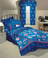 MLB Playoff Comforter with Sheet Set - Free Shipping Today ...