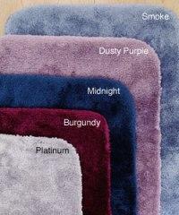 Wamsutta Midnight Blue Bath Rugs (Set of 2 ) - 1151791 ...
