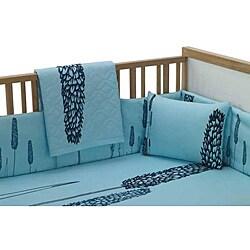 Shop Pea Berry Ice 6 Piece Crib Bedding Set Free