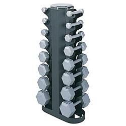 Iron Grip Dumbbell Rack Tree 12457222 Overstockcom
