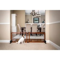 Pet Gates & Doors - Overstock.com Let Your Pets Out Or ...