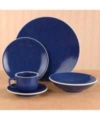 Sasaki Colorstone Sapphire 20-piece Dinnerware Set ...