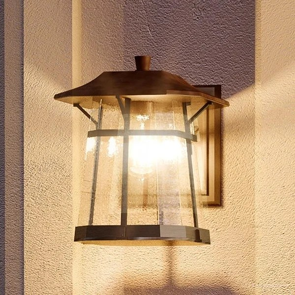 Shop Luxury Rustic Outdoor Wall Light, 1125\