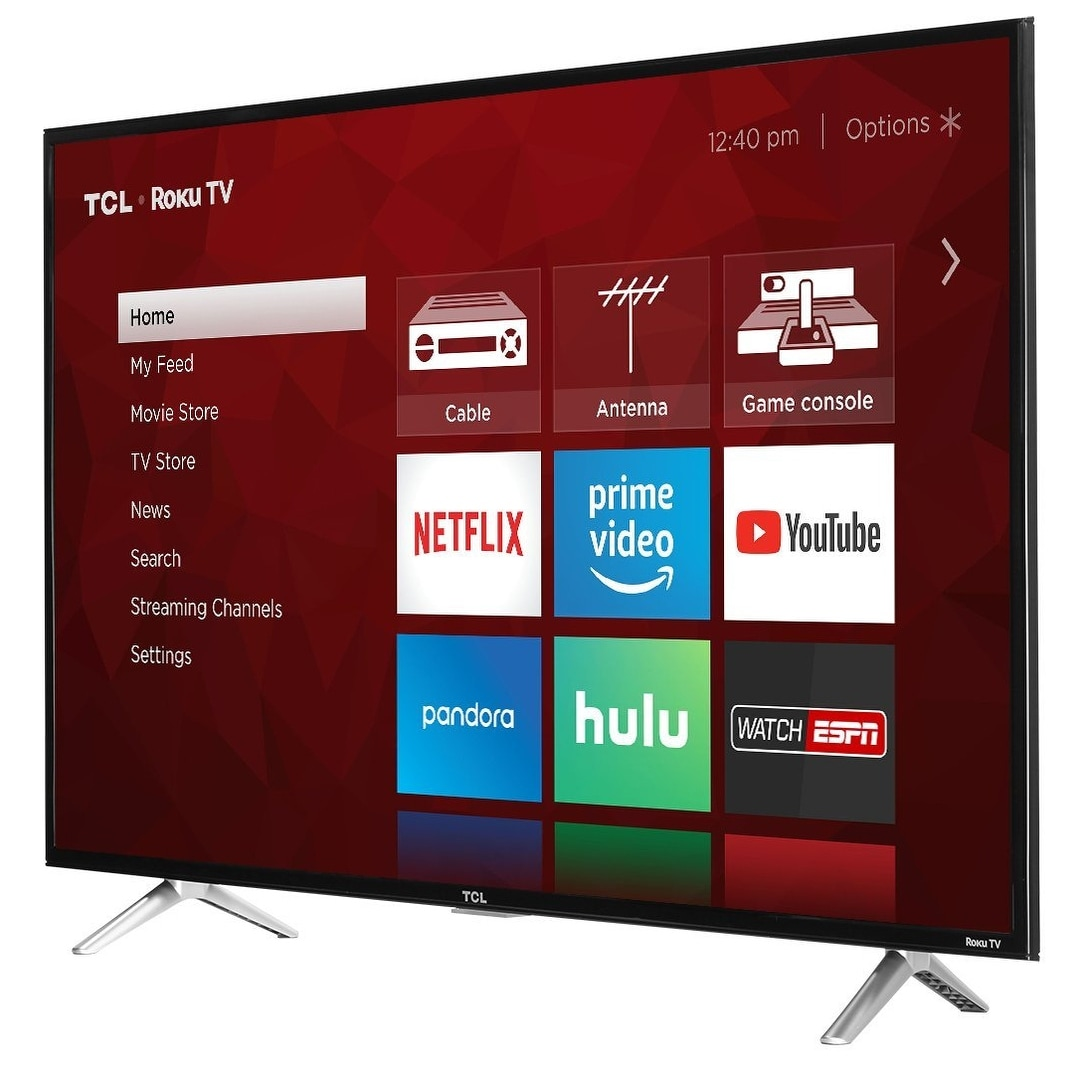 40 Inch Smart Tv Deals Televisions Find Great Tv Video Deals Shopping At Overstock