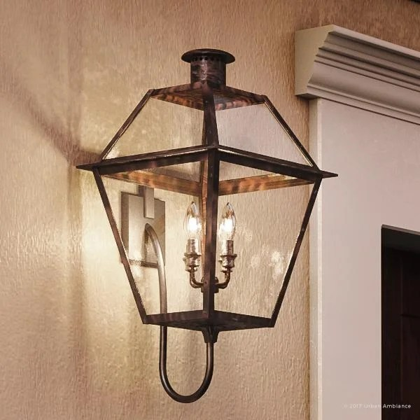 Shop Luxury Historic Outdoor Wall Light, 29\