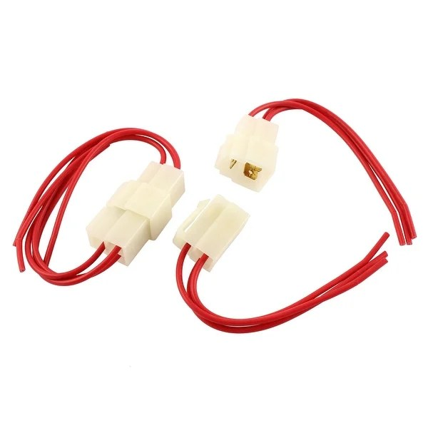 Shop Unique Bargains Car Audio Radio Stereo Wiring Harness 3 Pin