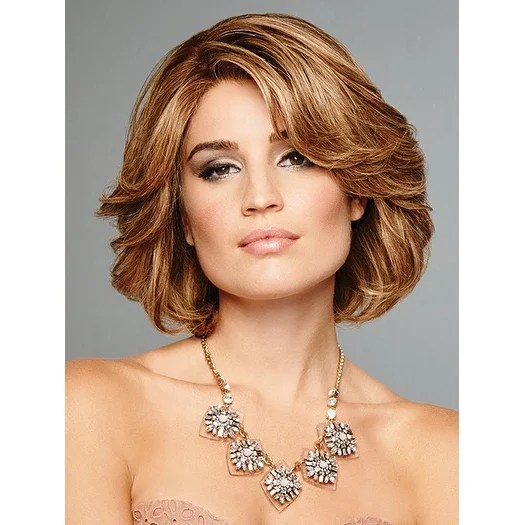 Shop The Art of Chic by Raquel Welch Wigs - HUMAN HAIR - Double