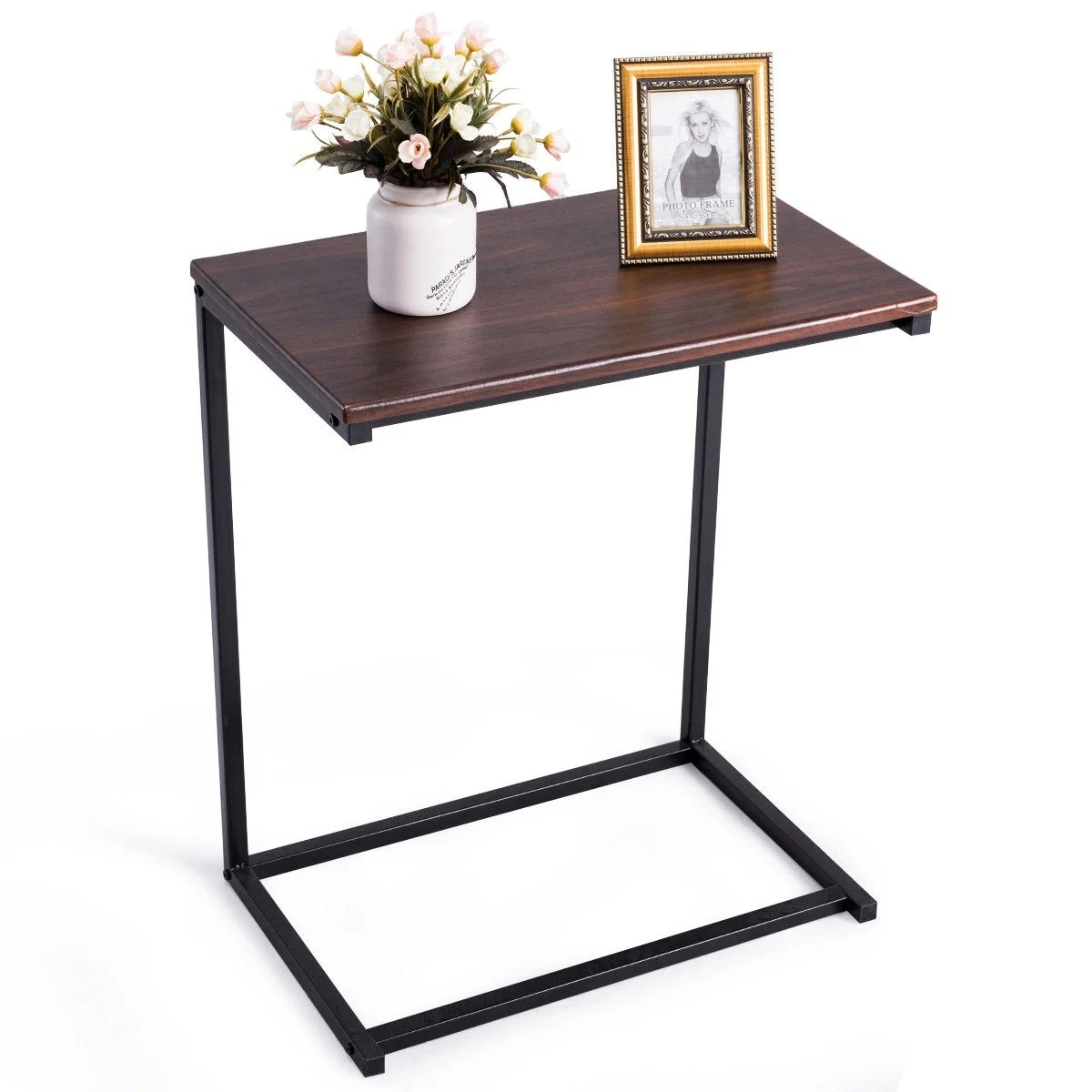 Sofa In Home Office Gymax 26 Laptop Holder Sofa Side End Table C Table Home Office Furniture