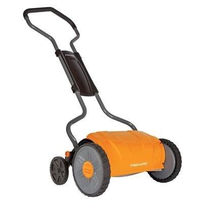 Shop Fiskars 17 Inch Staysharp Push Reel Lawn Mower (6208) - Free