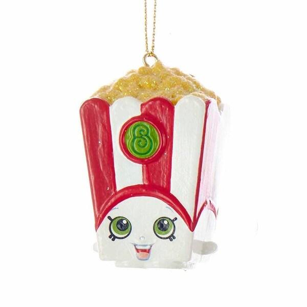 Shop Shopkins Blow Mold Christmas Ornament Poppy Popcorn - Free