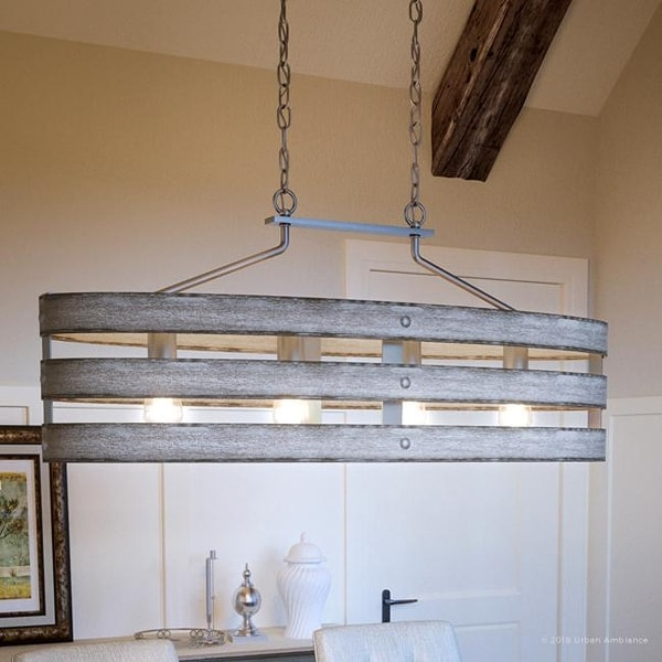 Shop Luxury Modern Farmhouse Chandelier, 17\