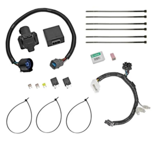 Shop Replacement OEM Tow Package Wiring Harness 7-Way With Circuit