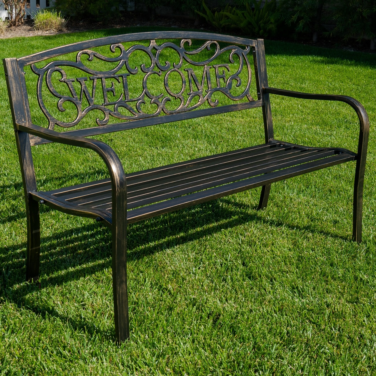Garden Seats Benches Buy Black Outdoor Benches Online At Overstock Our Best Patio