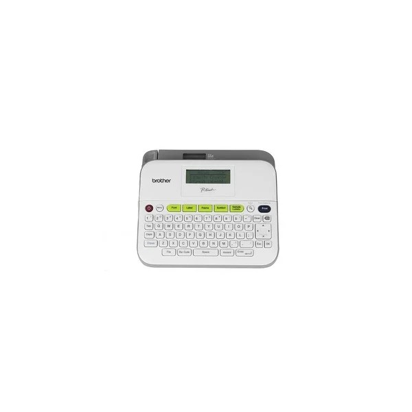 Shop Brother Label Maker with Carry Case and Adapter PT-D400VP Label