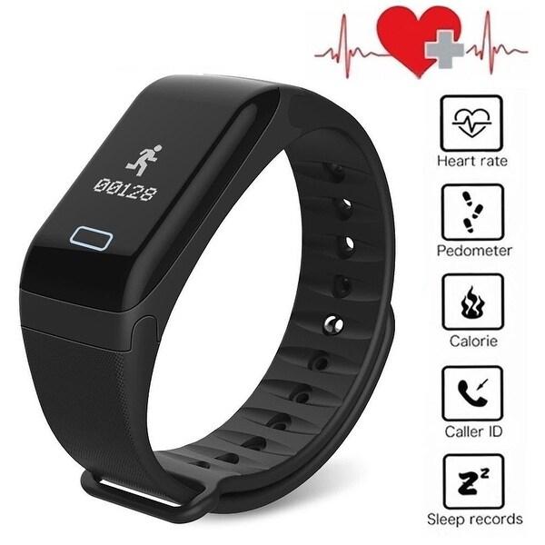 Shop AGPtek Waterproof Fitness Tracker Blood Pressure Heart Rate