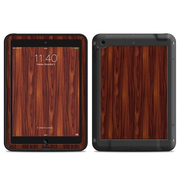 Shop DecalGirl Lifeproof iPad Air Fre Case Skin - Dark Rosewood