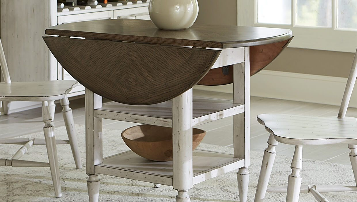 Cheap Kitchen Tables For Small Spaces Top 5 Drop Leaf Table Styles For Small Spaces Overstock
