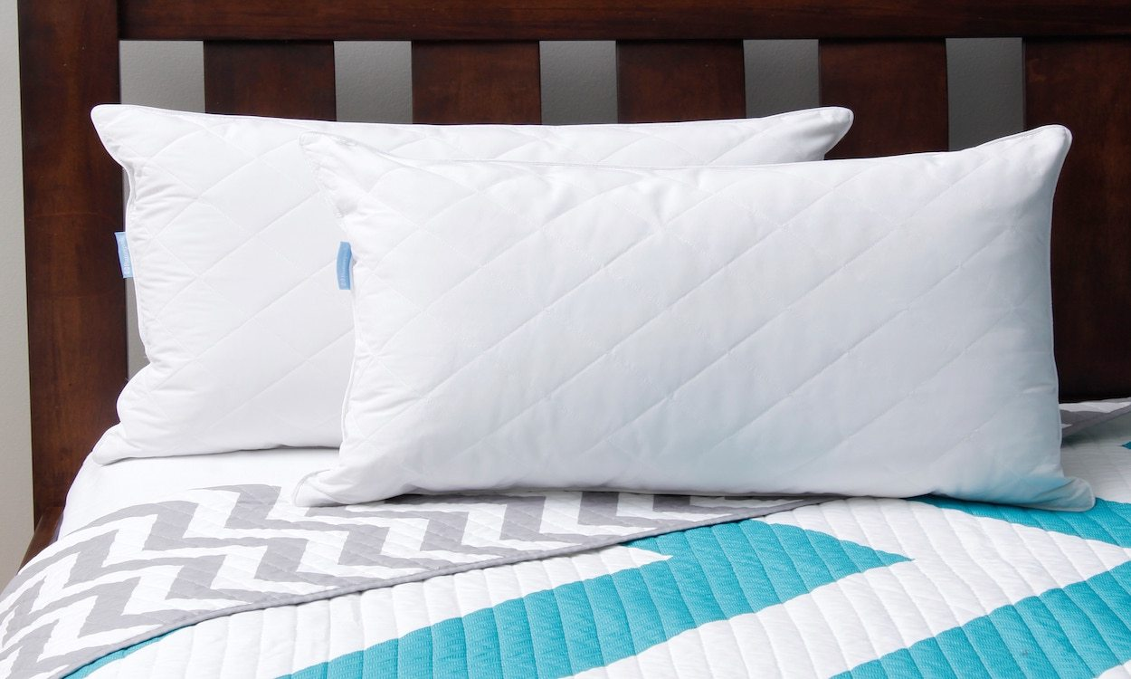 Best Firm Pillow For Side Sleepers How To Choose A Down Pillow Overstock