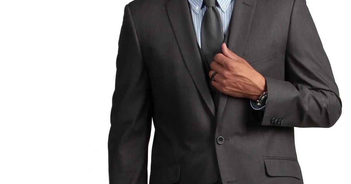How to Measure Yourself for a Men\u0027s Suit - Overstock