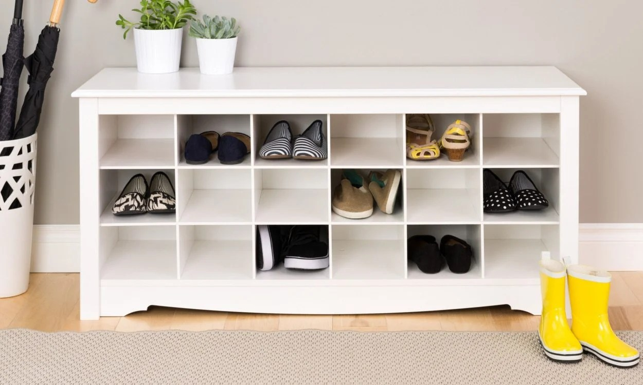 Storage Solutions 4 Types Of Shoe Storage Solutions For Your Home Overstock
