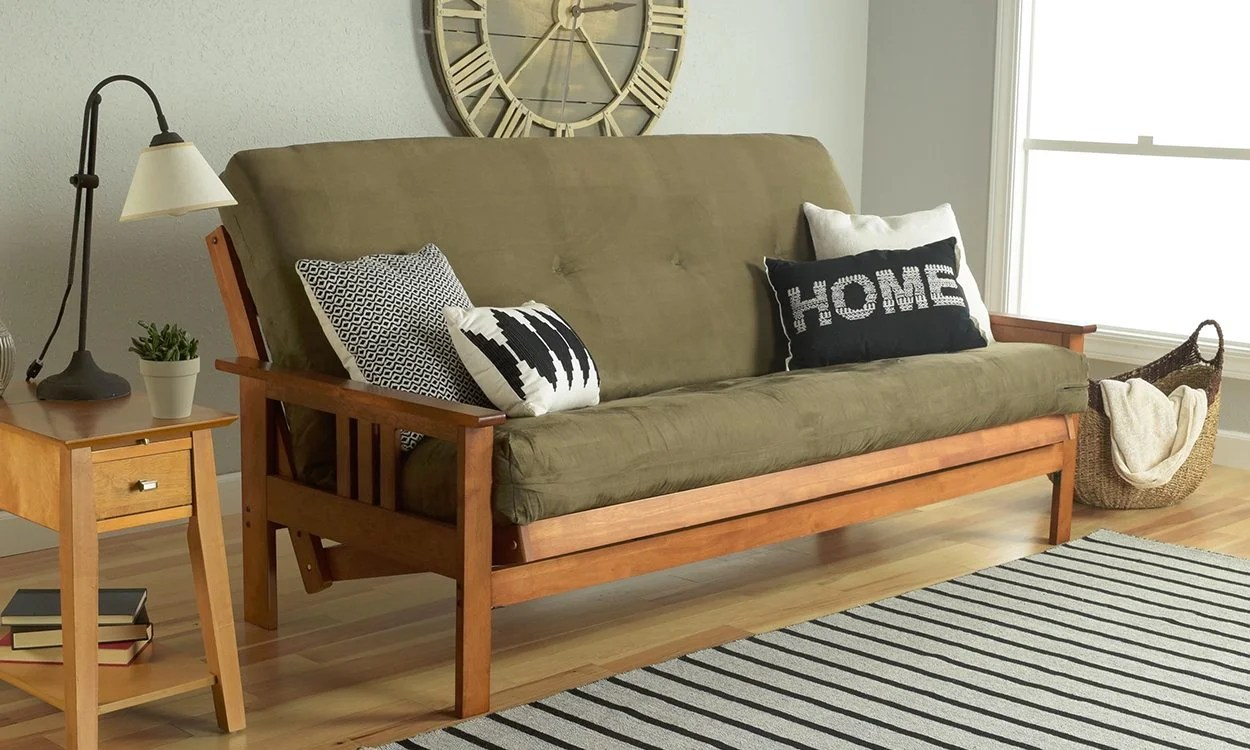 Best Places To Buy A Futon How To Buy The Best Futon Cover Overstock