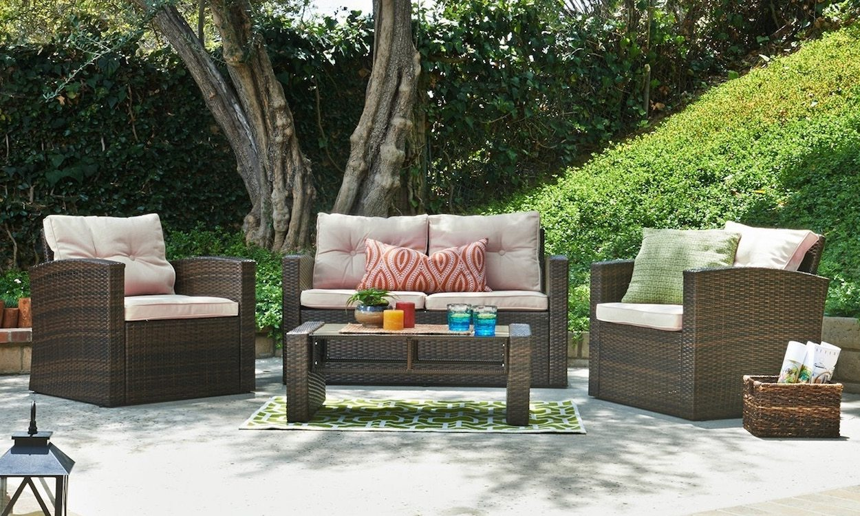 Patio Outdoor How To Properly Maintain Patio Furniture Overstock