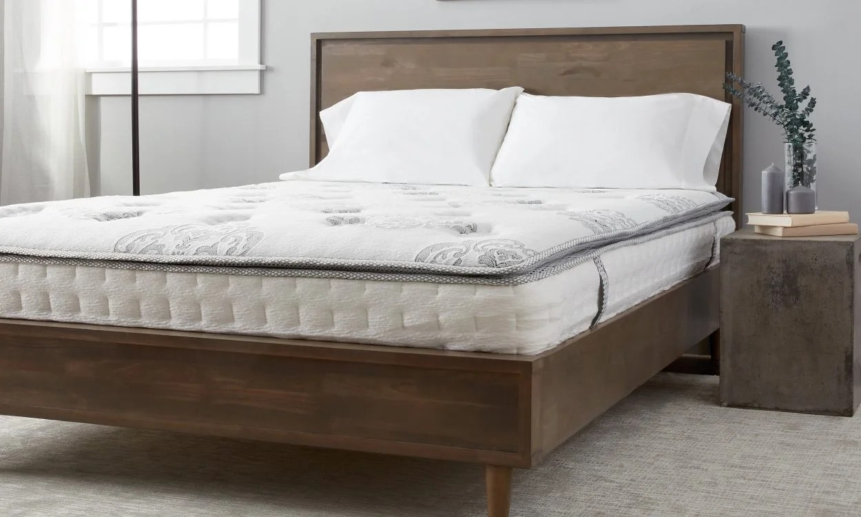 Pillow Top King Mattress How To Fluff A Pillow Top Mattress Overstock
