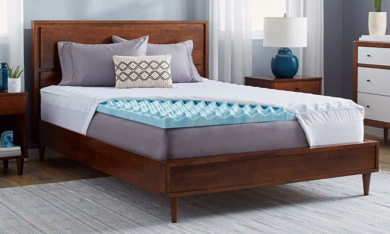 Memory Foam Mattress Guide What To Know About Memory Foam Mattress Toppers