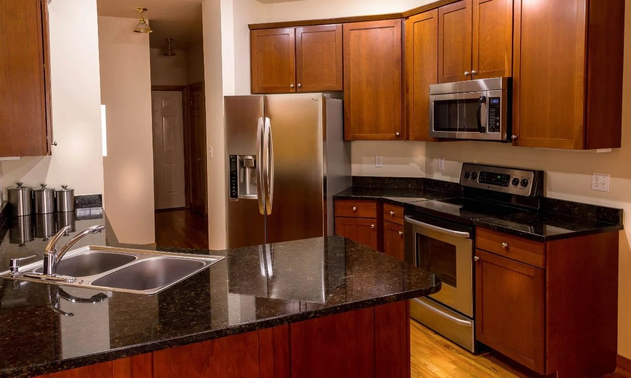 Wood Kitchen Cabinet Doors 7 Steps To Refinishing Your Kitchen Cabinets Overstock