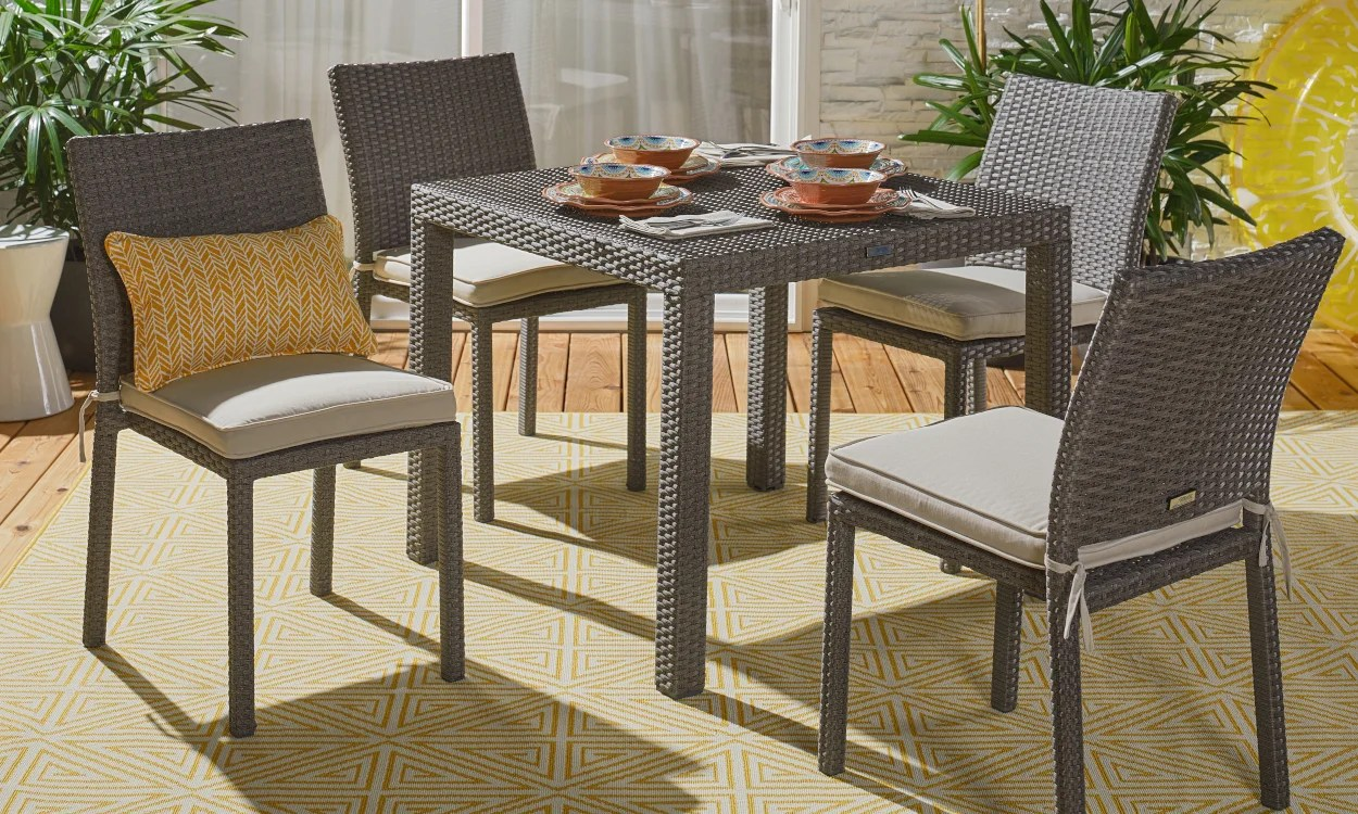 How To Buy Outdoor Furniture That Lasts Overstock Com - Garden Furniture Clearance Warehouse