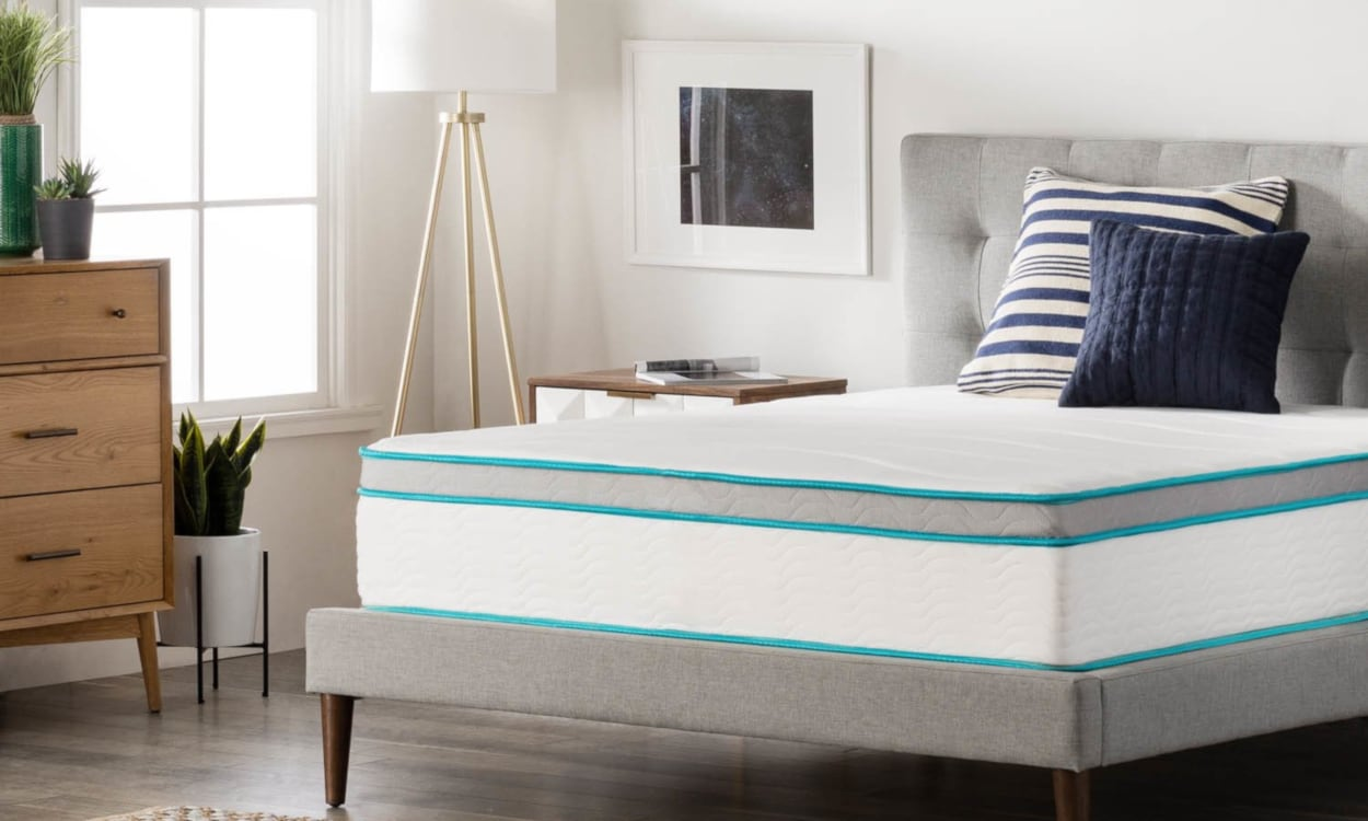 King Size Bed Measurements Bed Sizes Mattress Dimensions You Need To Know Overstock