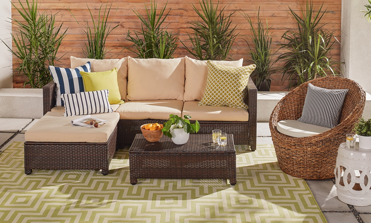 How To Buy Outdoor Furniture Cushions Overstock Com - Garden Furniture Clearance Argos