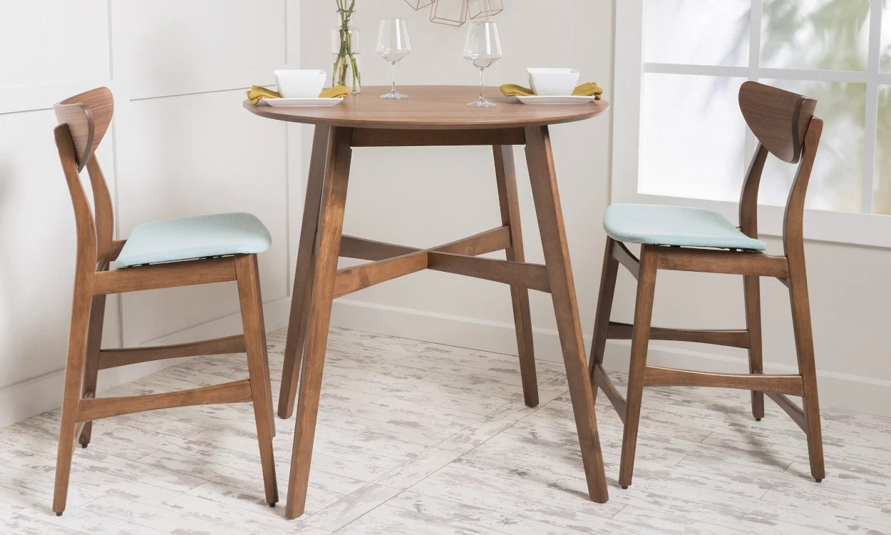 Folding Card Table Canada Best Small Kitchen Dining Tables Chairs For Small Spaces