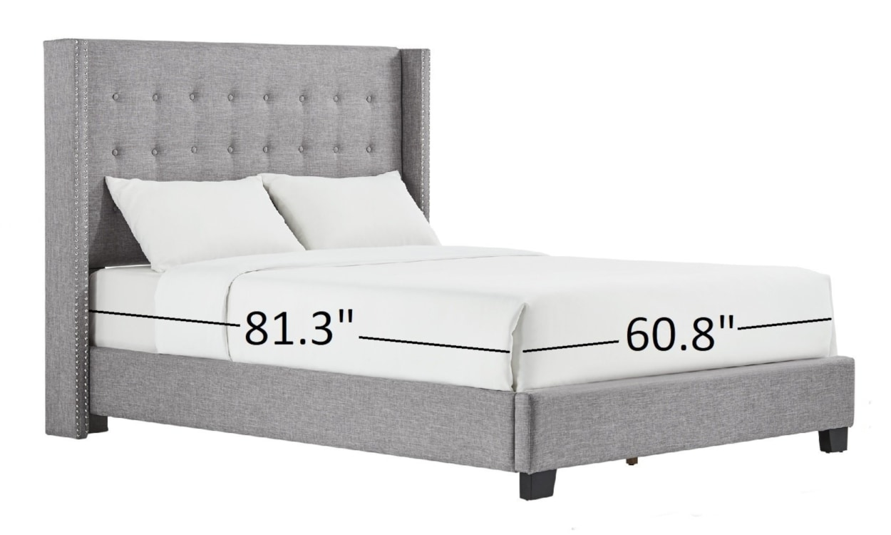 Standard Queen Size Bed Dimension All Your Queen Size Bed Questions Answered Overstock