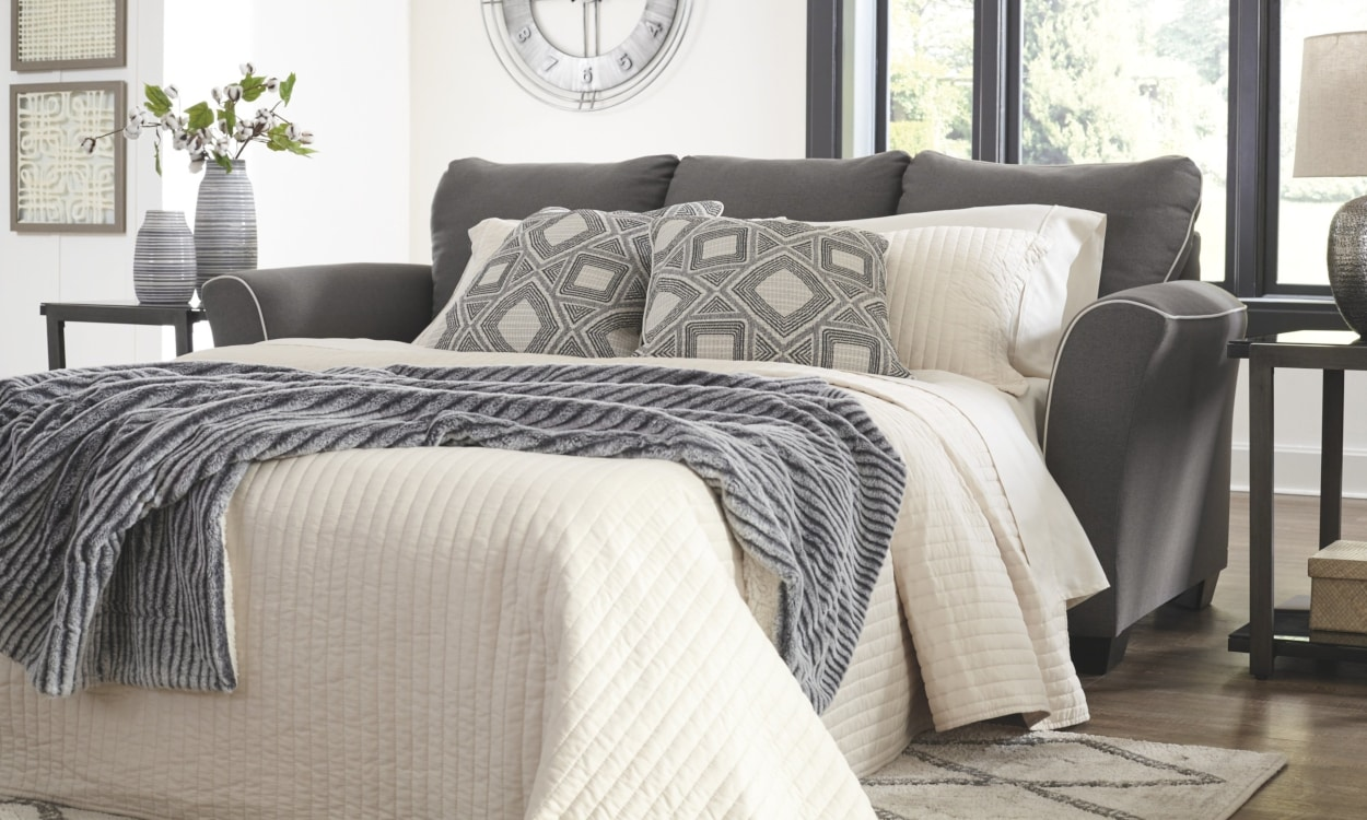 Large Sofa Beds Everyday Use How To Make A Pull Out Sofa Bed More Comfortable Overstock