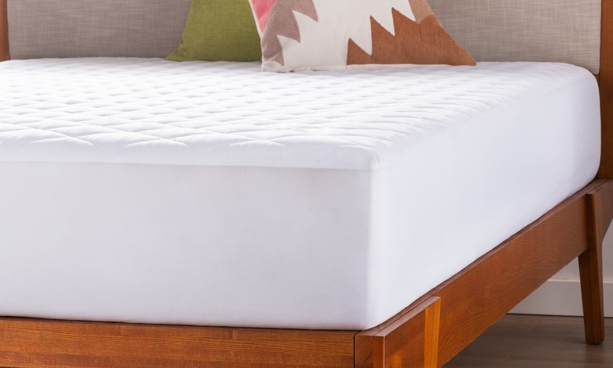 Bamboo Mattress Topper Review How To Keep Cool With A Memory Foam Topper Overstock