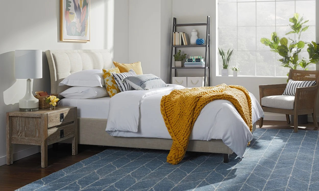 Is A Platform Bed Comfortable Platform Beds Faqs You Need To Know Overstock