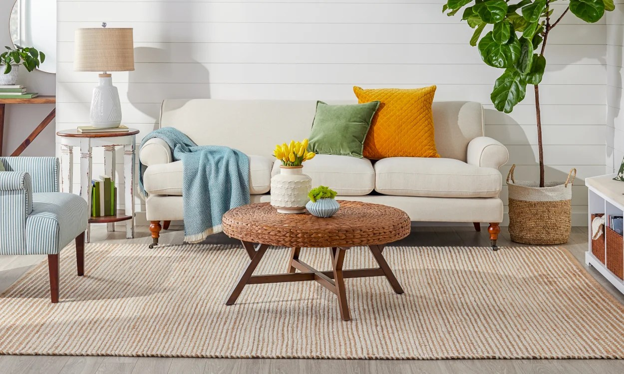 Hessian Rugs Trend Alert Why You Need A Jute Rug Overstock