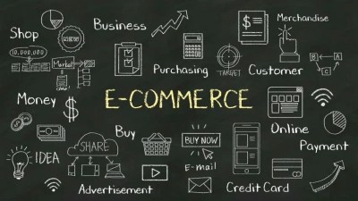 Handwriting Concept of E-commerce at Stock Footage Video (100% Royalty-free) 13450541 | Shutterstock
