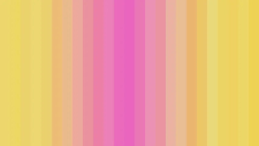4K abstract line iridescent pink yellow motion background