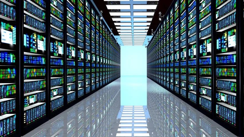 3d Cisco Hd 1920x1080 Wallpaper Blackout In Server Room Data Center Server Room Network