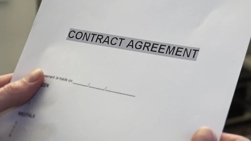 Closeup Of Signature Writing Stock Footage Video 193126 Shutterstock - writing contract agreements