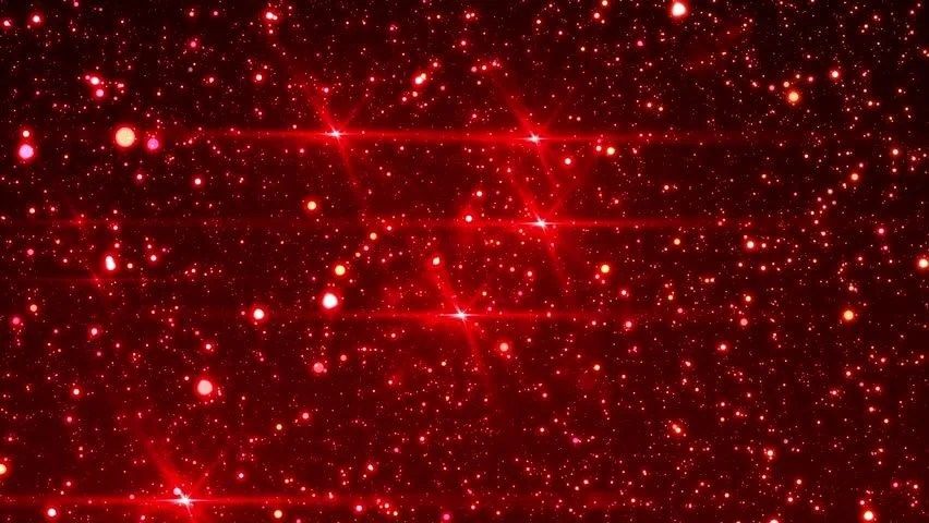Wampire Moon Wallpaper Desktop 3d Background Red Movement Universe Red Dust With Stars On