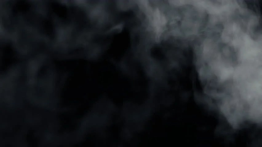 Fire Smoke from up Black Stock Footage Video (100 Royalty-free