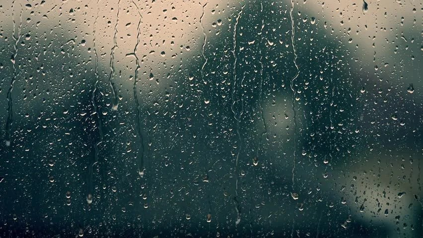 Falling Water Wallpaper 1080p Raindrops On The Window Image Free Stock Photo Public
